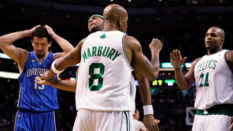 Magic Celtics Basketball