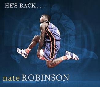 Nate'S Back