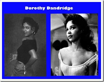 1Dorothy Dandridge