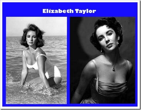 1Elizabeth Taylor