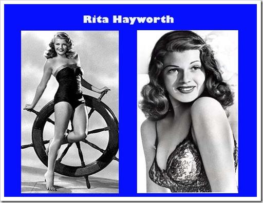 1Rita Hayworth