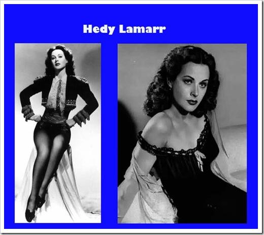 2hedy Lamarr