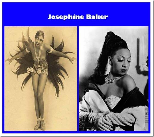 2Josephine Baker