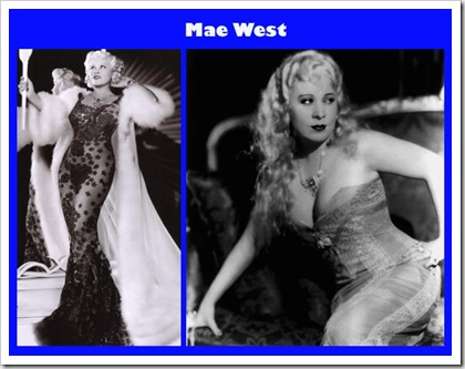 2Mae West copy